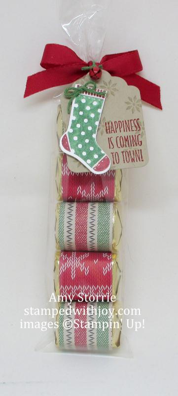 Hang Your Stocking treat bag