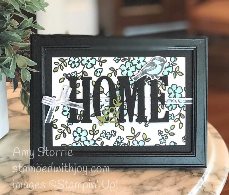 Petal Palette framed art