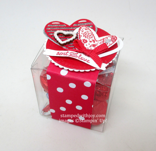Sealed with Love Treat Box