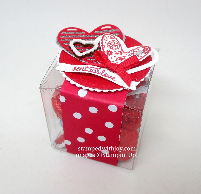 Sealed with Love Treat Box