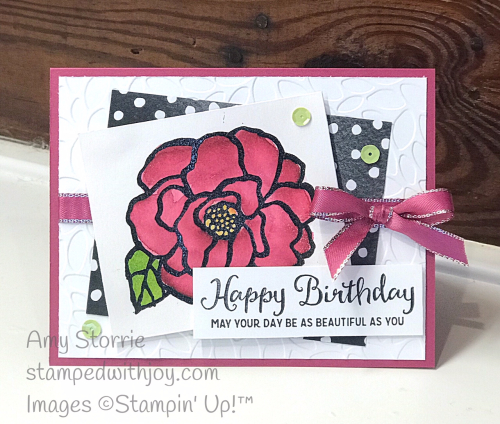 Picture Perfect birthday box