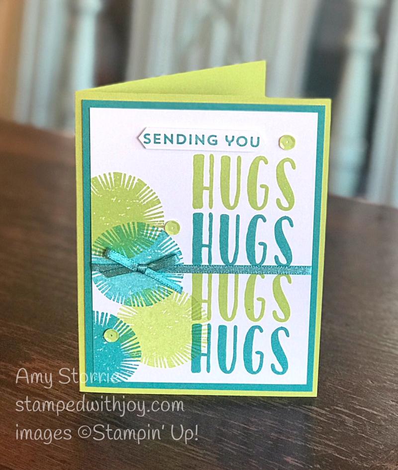 Lovely Inside & Out hugs