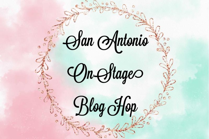 SA onstage blog hop