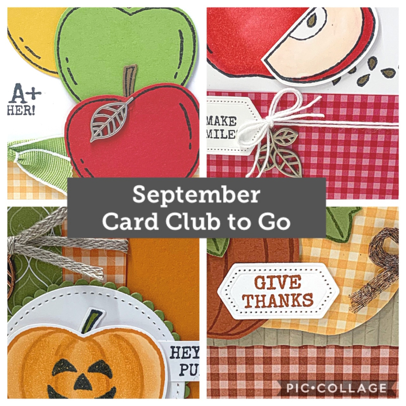 September Card Club to Go